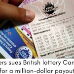 Players sues British lottery Camelot for a million-dollar payout
